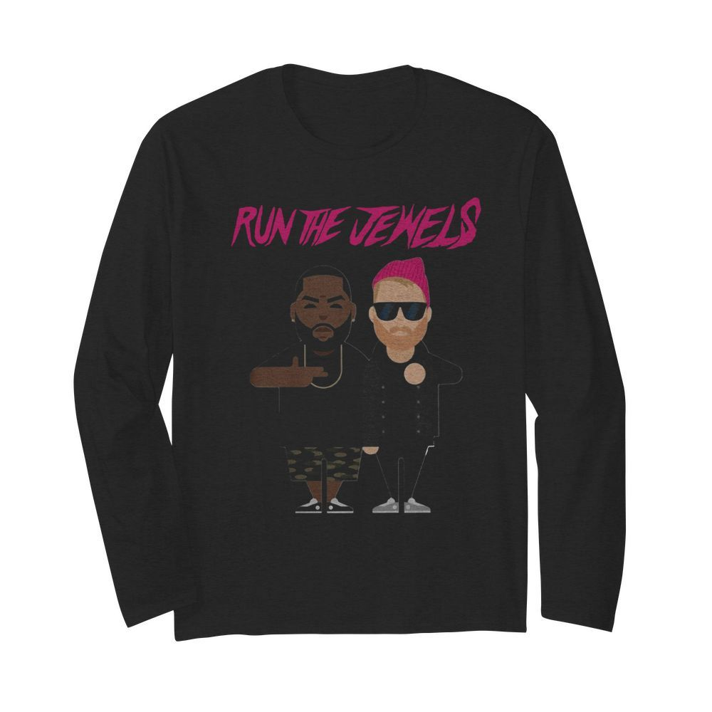 Run The Jewels  Long Sleeved T-shirt